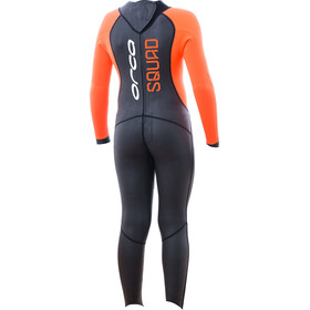 ORCA Kids Openwater Squad Fullsleeve Wetsuit black
